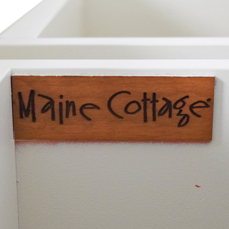 shop Maine Cottage Six Drawer Dresser Maine Cottage Storage