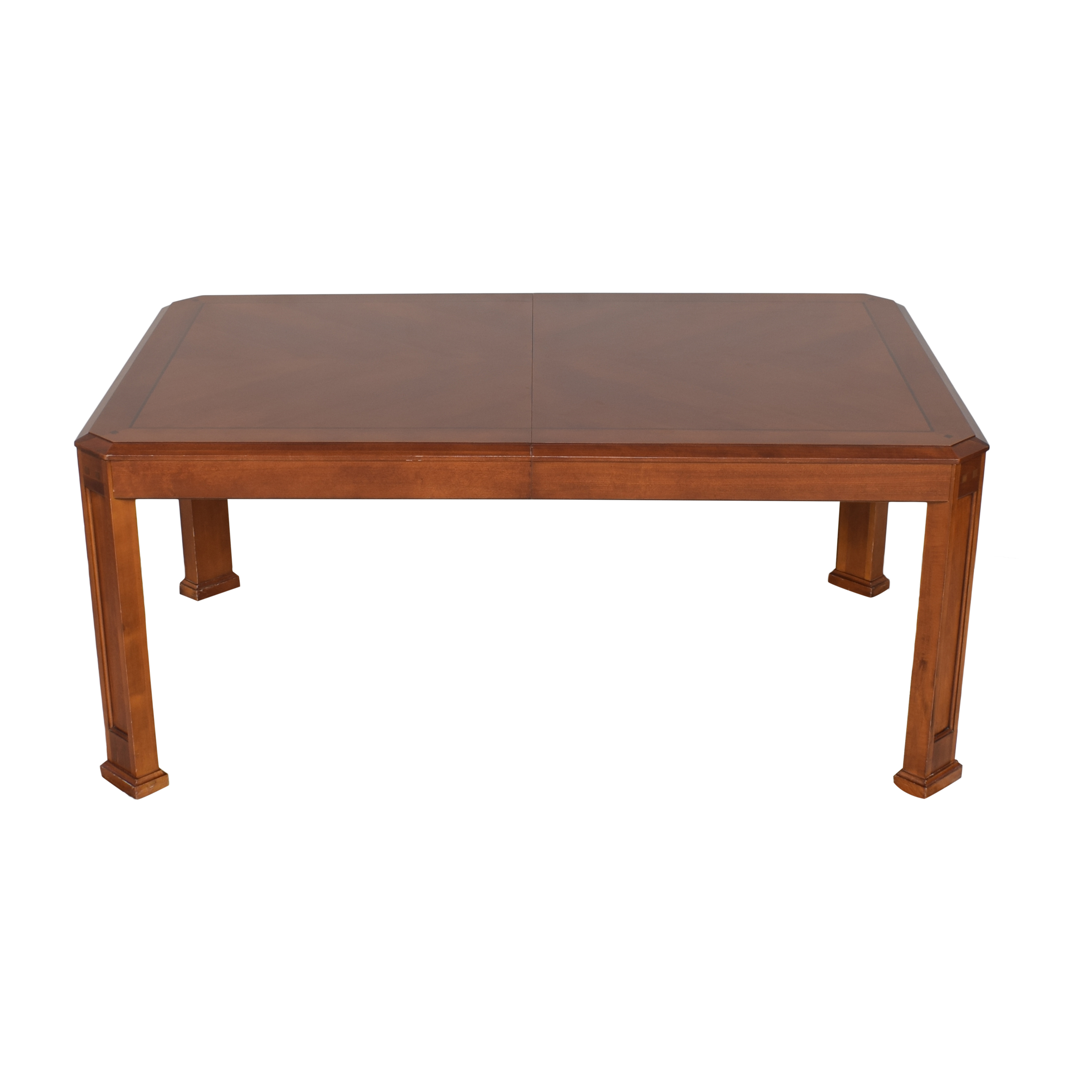 Thomasville Thomasville Extendable Dining Table second hand
