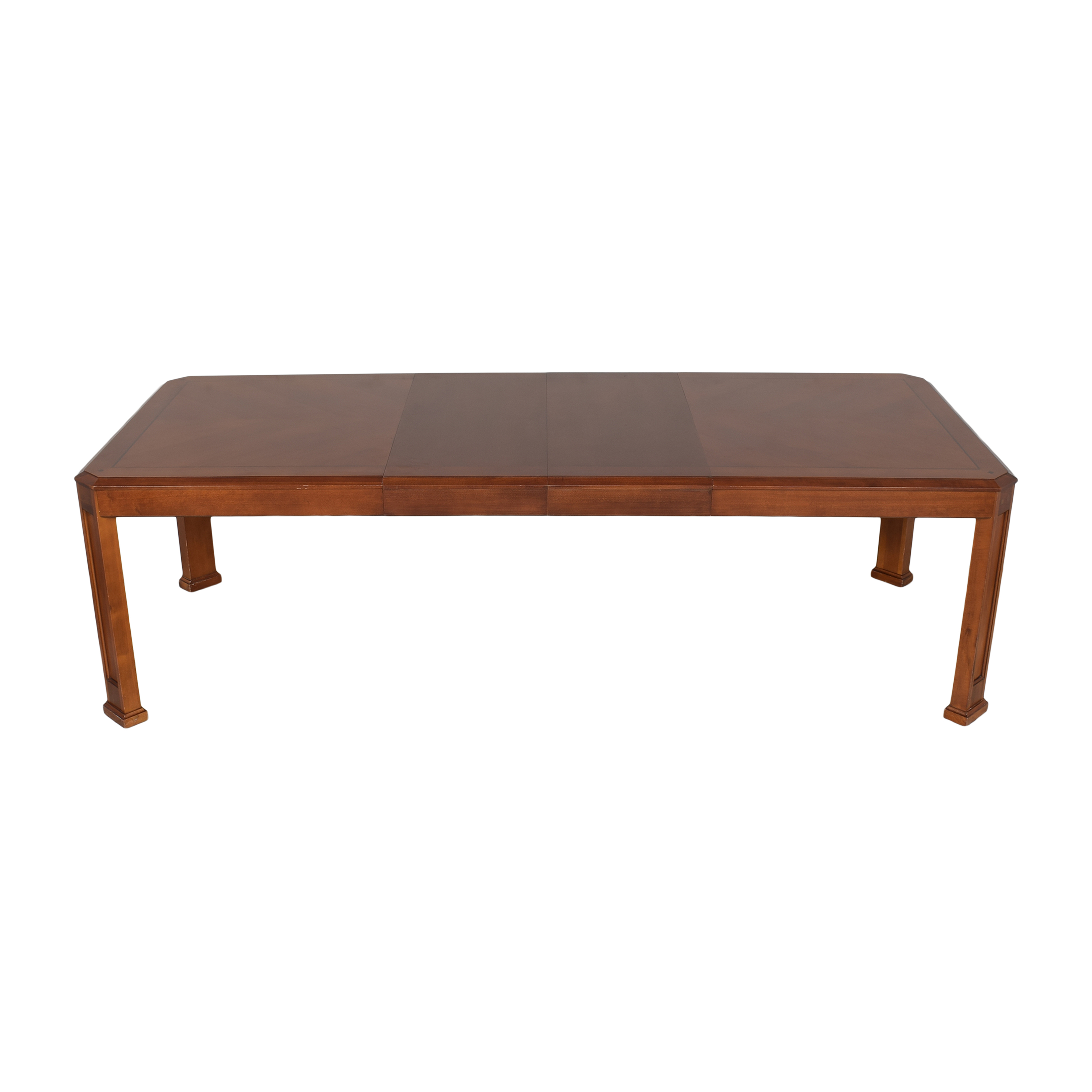 buy Thomasville Extendable Dining Table Thomasville Dinner Tables