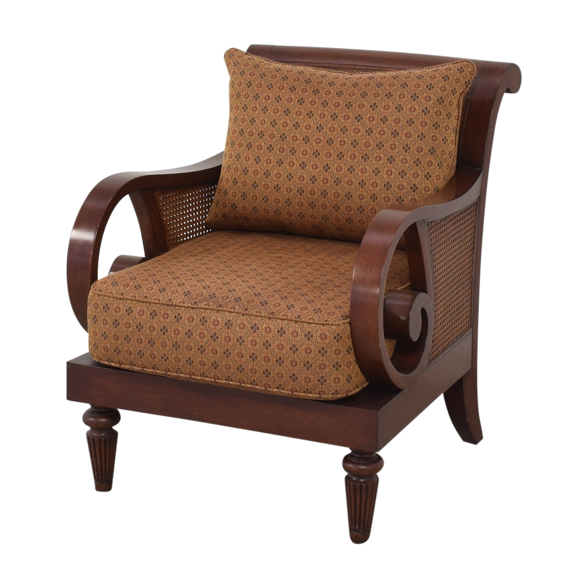 buy Ethan Allen Berwick Chair Ethan Allen Chairs