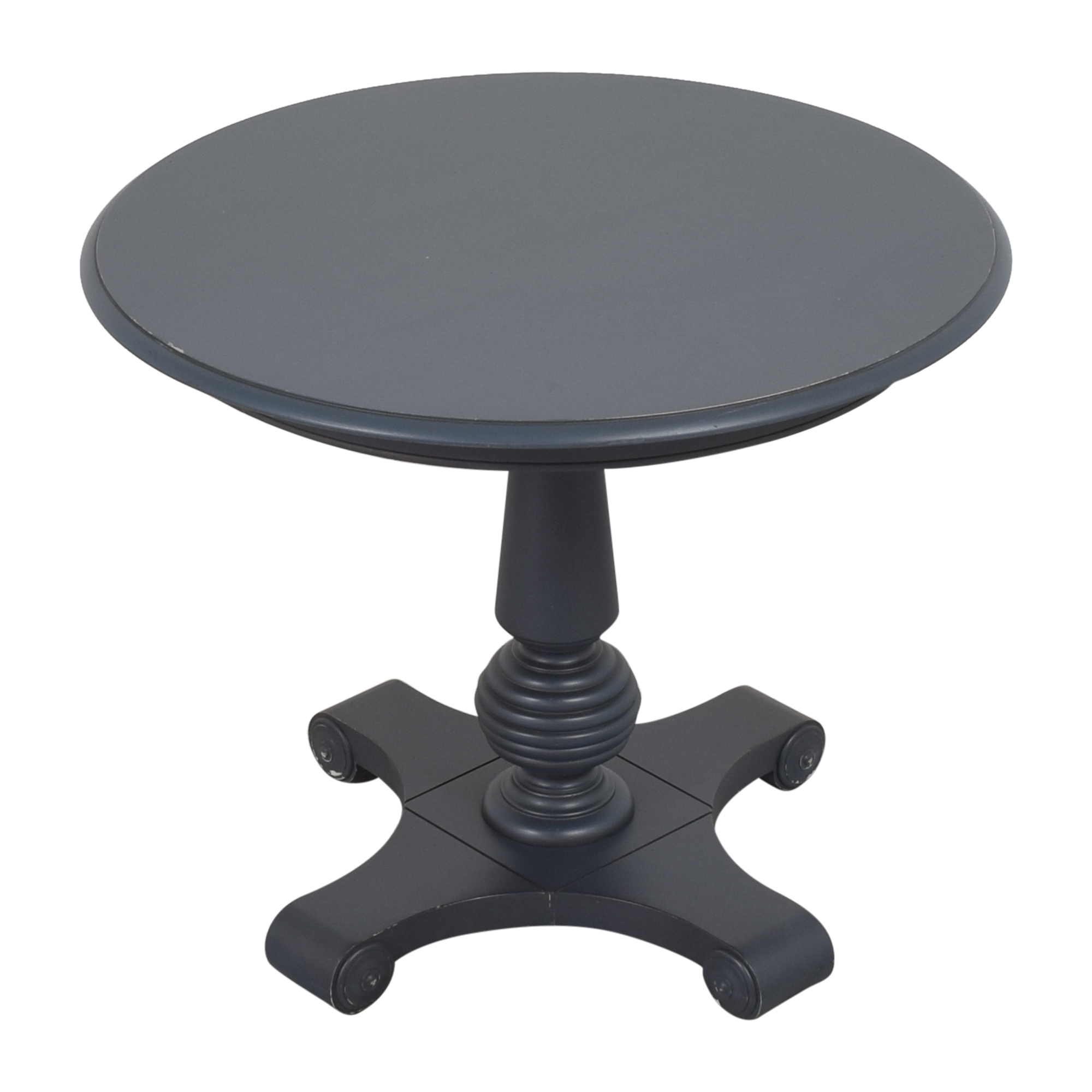 Ethan Allen Tanner Pedestal Table Ethan Allen