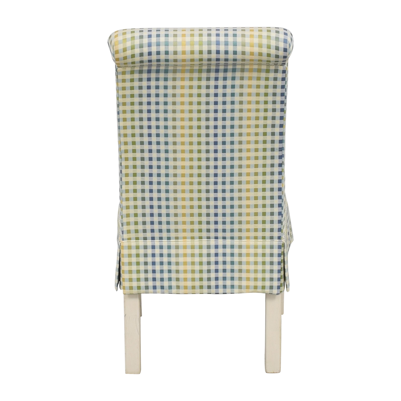 Ethan Allen Ethan Allen Scroll Back Chair used