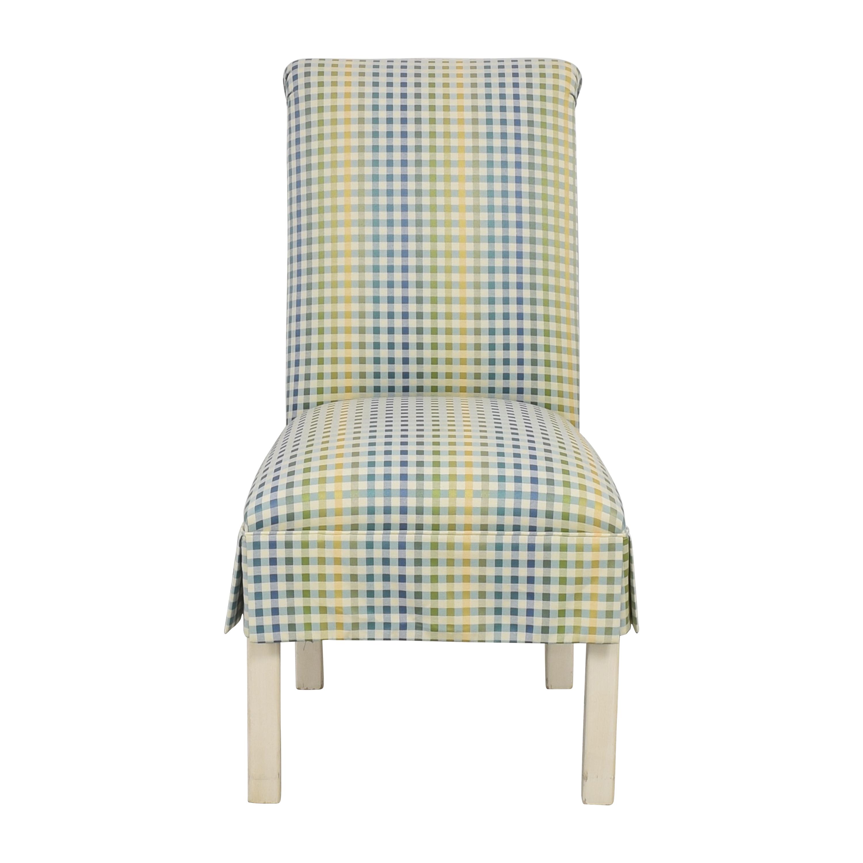 shop Ethan Allen Scroll Back Chair Ethan Allen Chairs