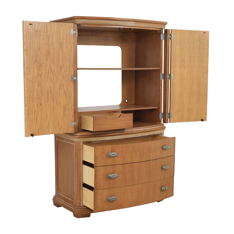 Lexington Furniture Lexington Furniture Haley & Carter Media Armoire on sale