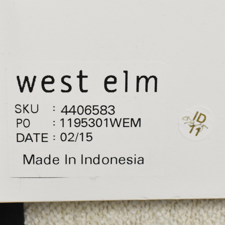 West Elm West Elm Queen Bed ma