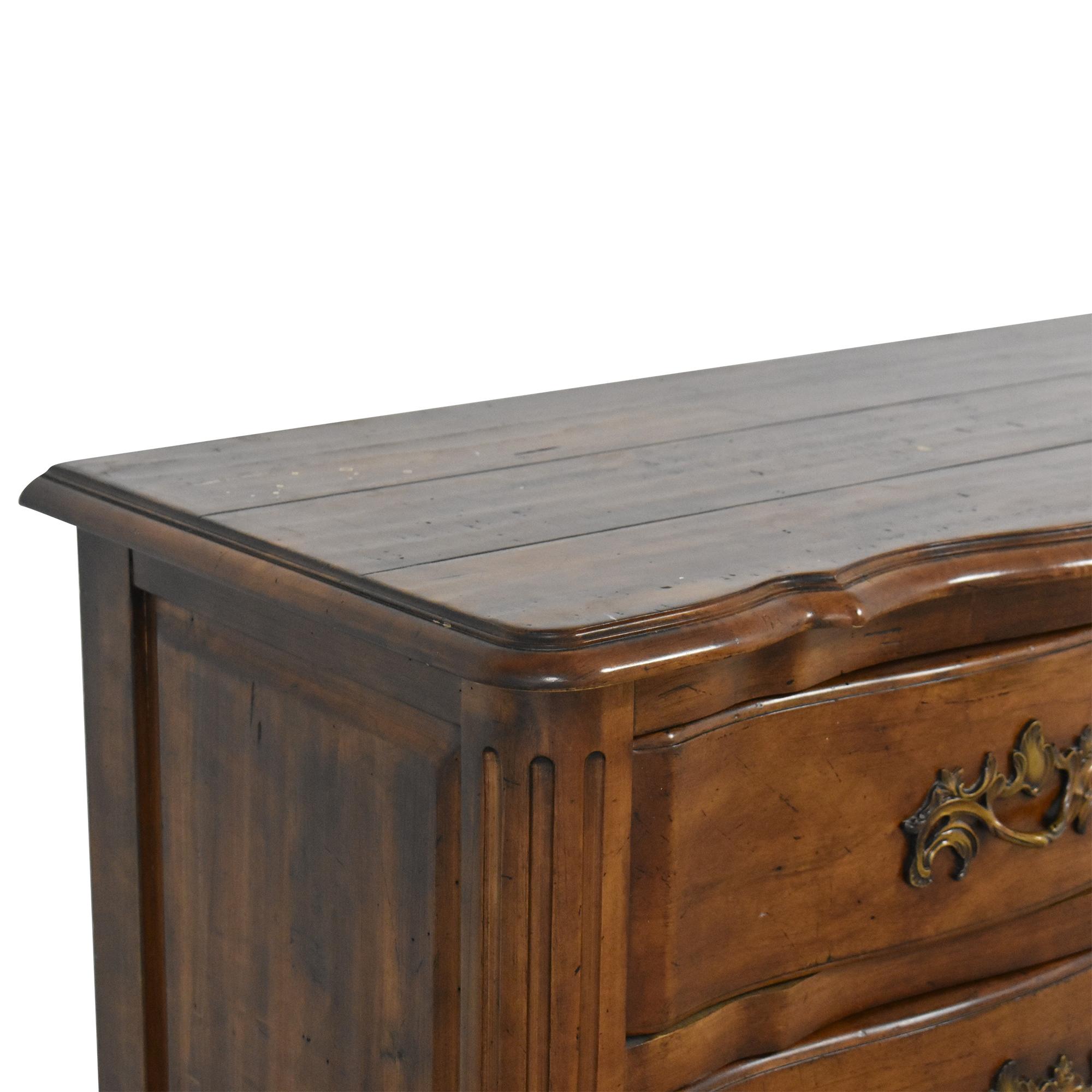 Century Furniture Century Furniture Triple Dresser nj