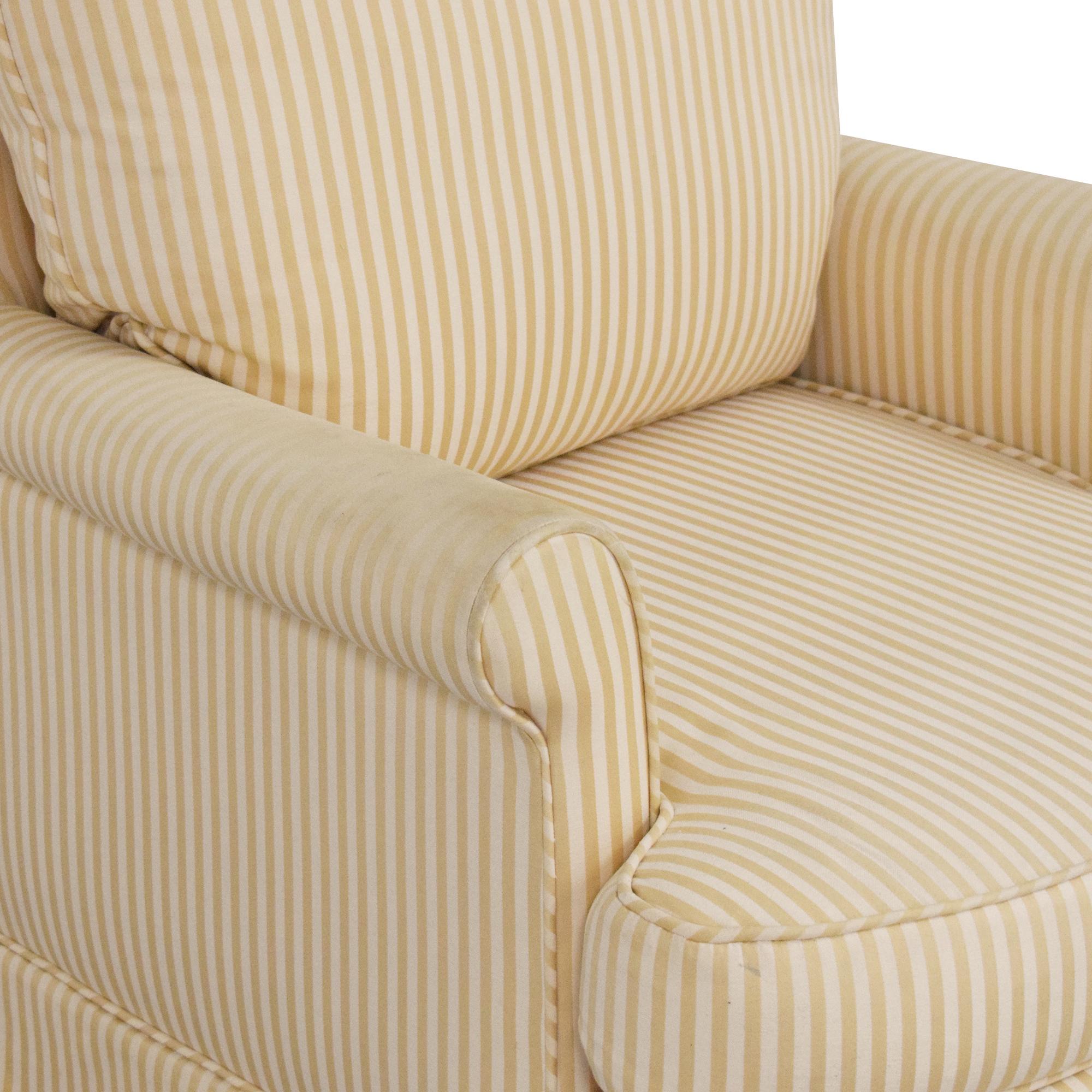 Cox Manufacturing Cox Manufacturing Swivel Glider Chair ma
