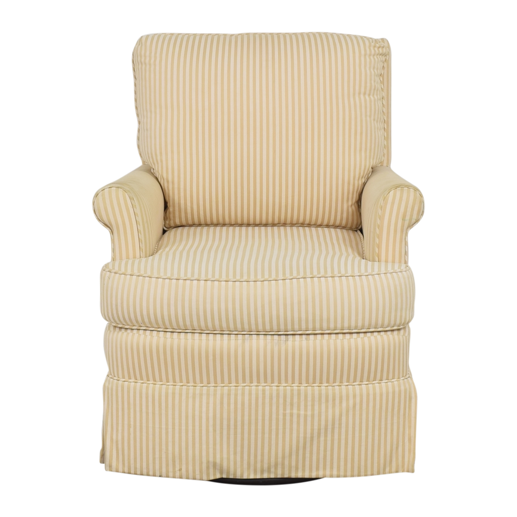 Cox Manufacturing Cox Manufacturing Swivel Glider Chair for sale