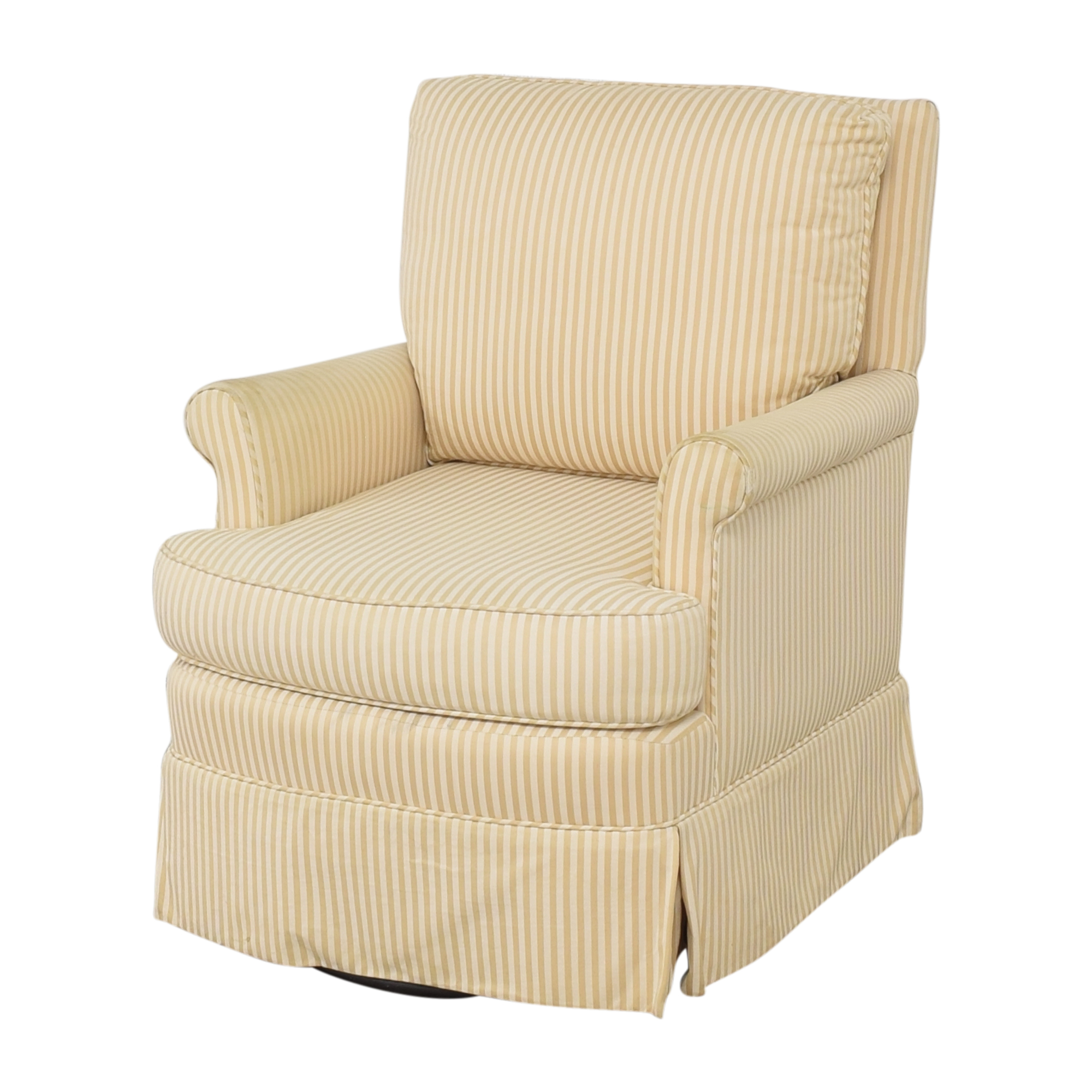 Cox Manufacturing Cox Manufacturing Swivel Glider Chair second hand