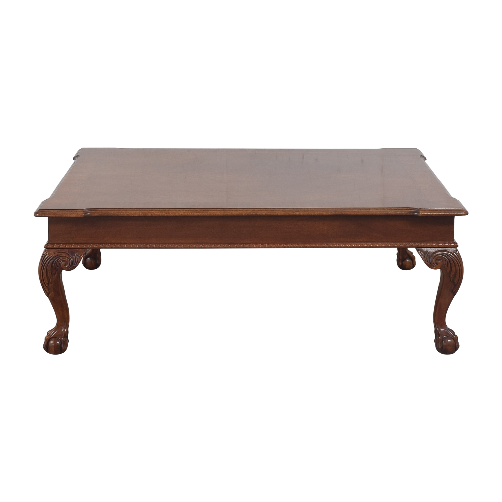 Ethan Allen Ethan Allen 18th Century Collection Coffee Table  ct