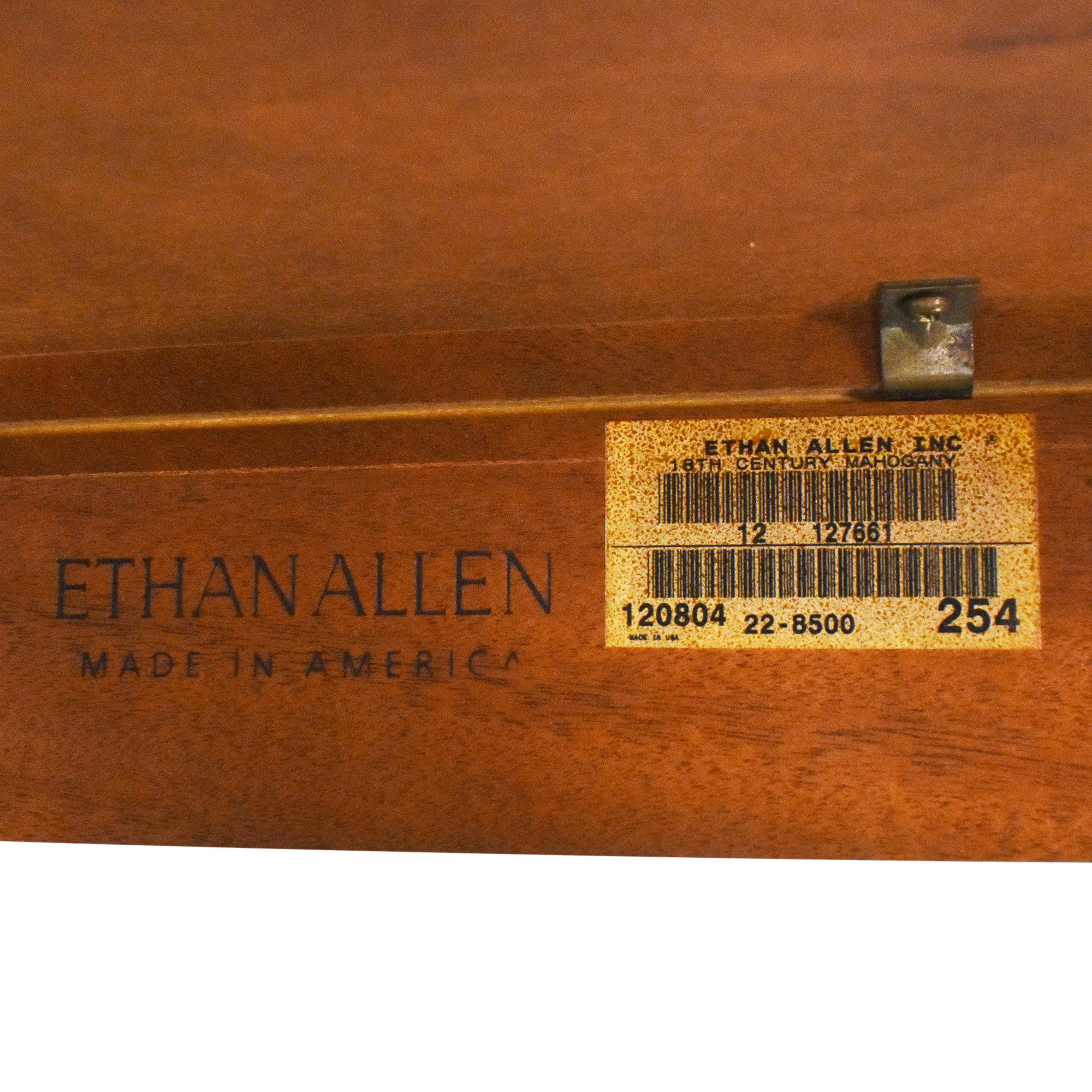 Ethan Allen Ethan Allen 18th Century Collection Coffee Table  Tables