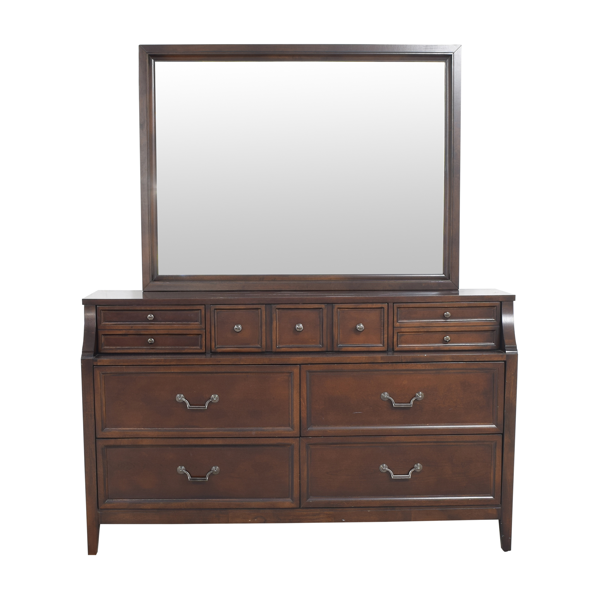 Najarian Furniture Najarian Dresser with Mirror on sale