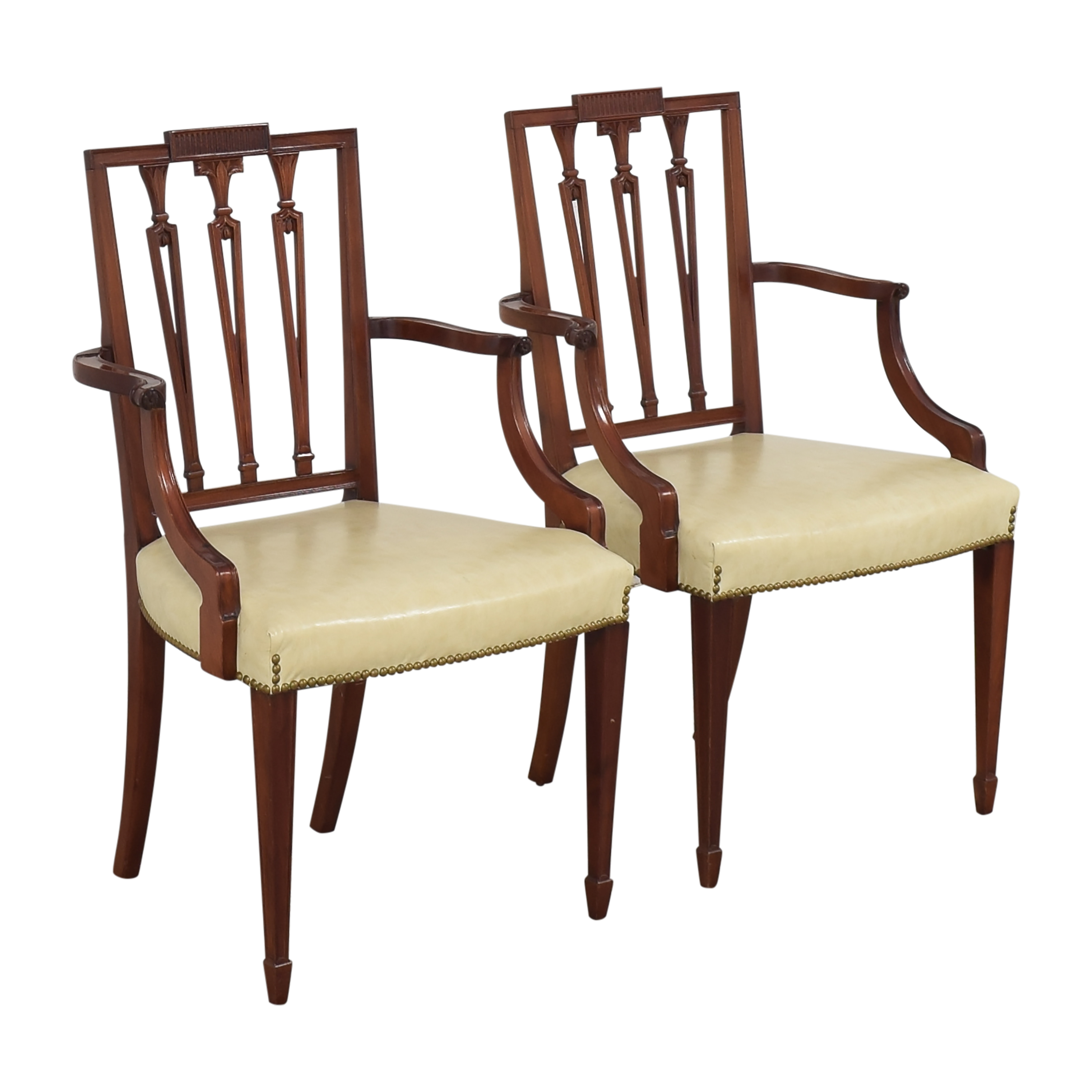 shop  Upholstered Dining Arm Chairs online