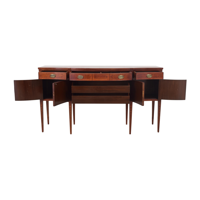 buy Four Door Sideboard  Cabinets & Sideboards