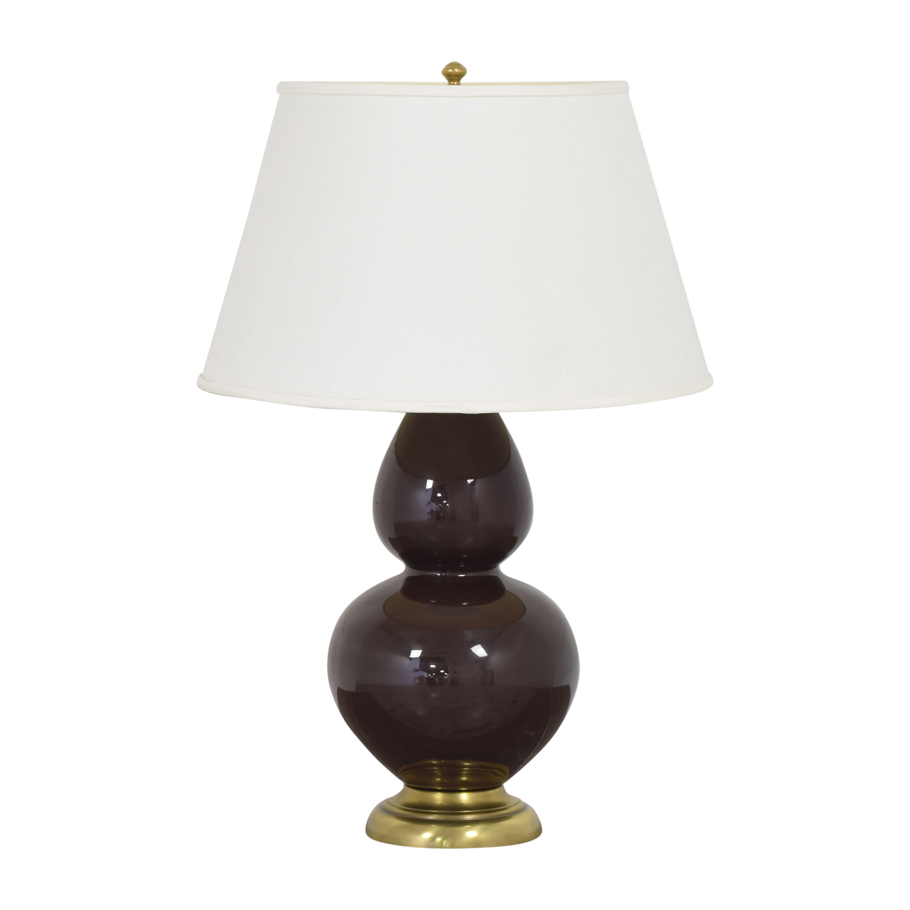Gourd Table Lamp second hand