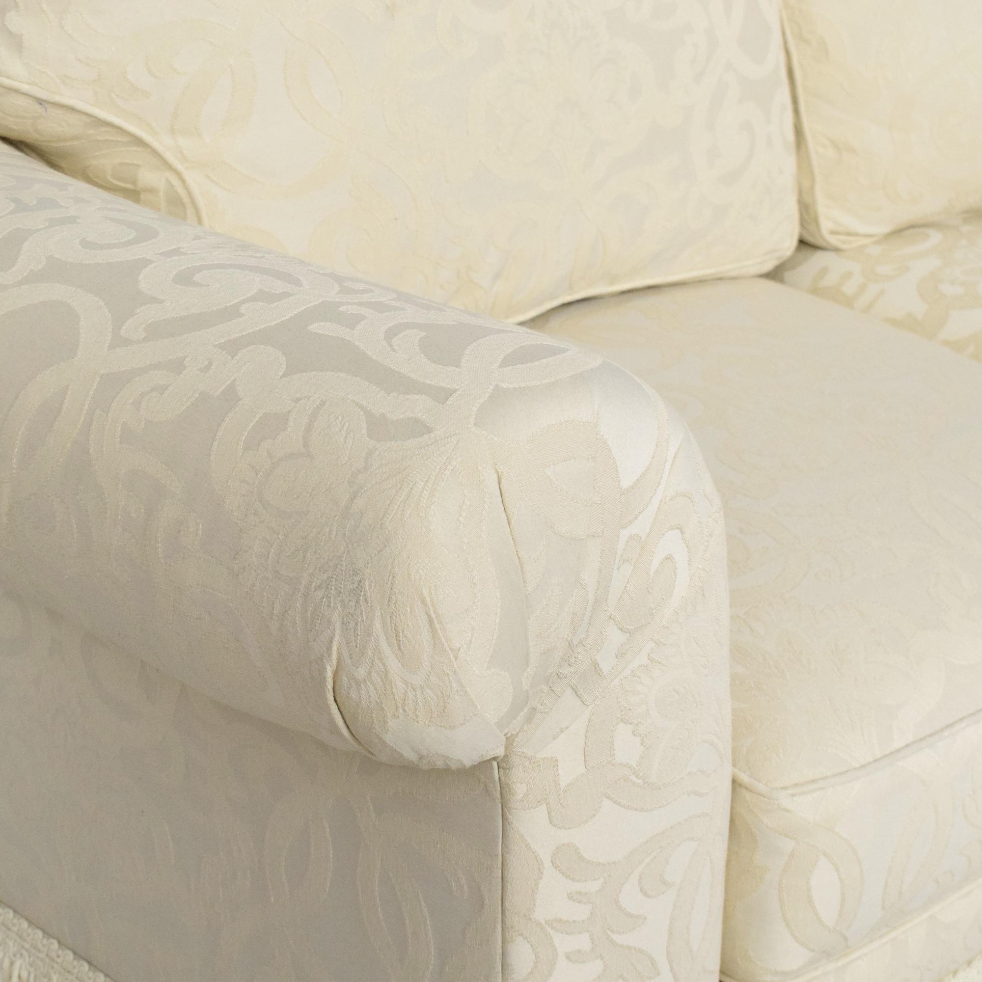 Wesley Hall Wesley Hall Curved Sofa on sale