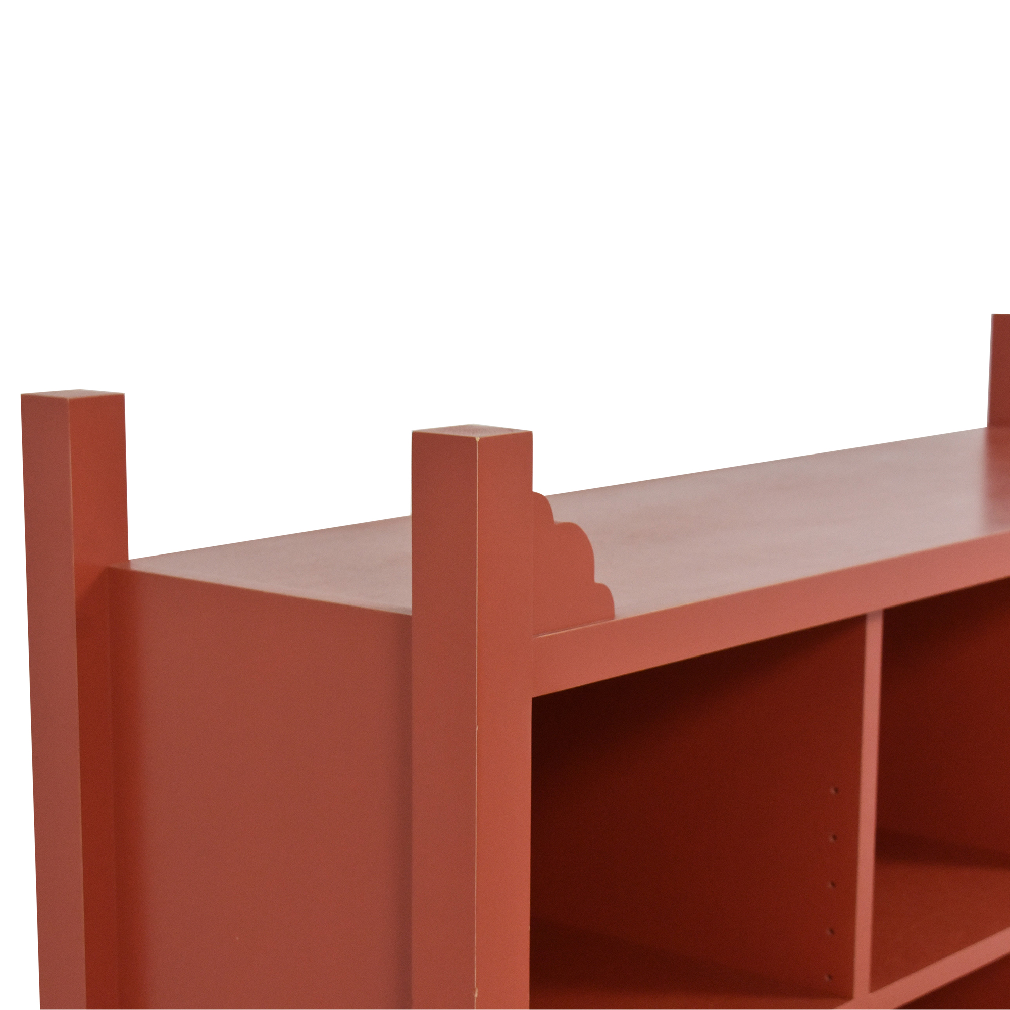 Maine Cottage Cubby Shelf / Bookcases & Shelving