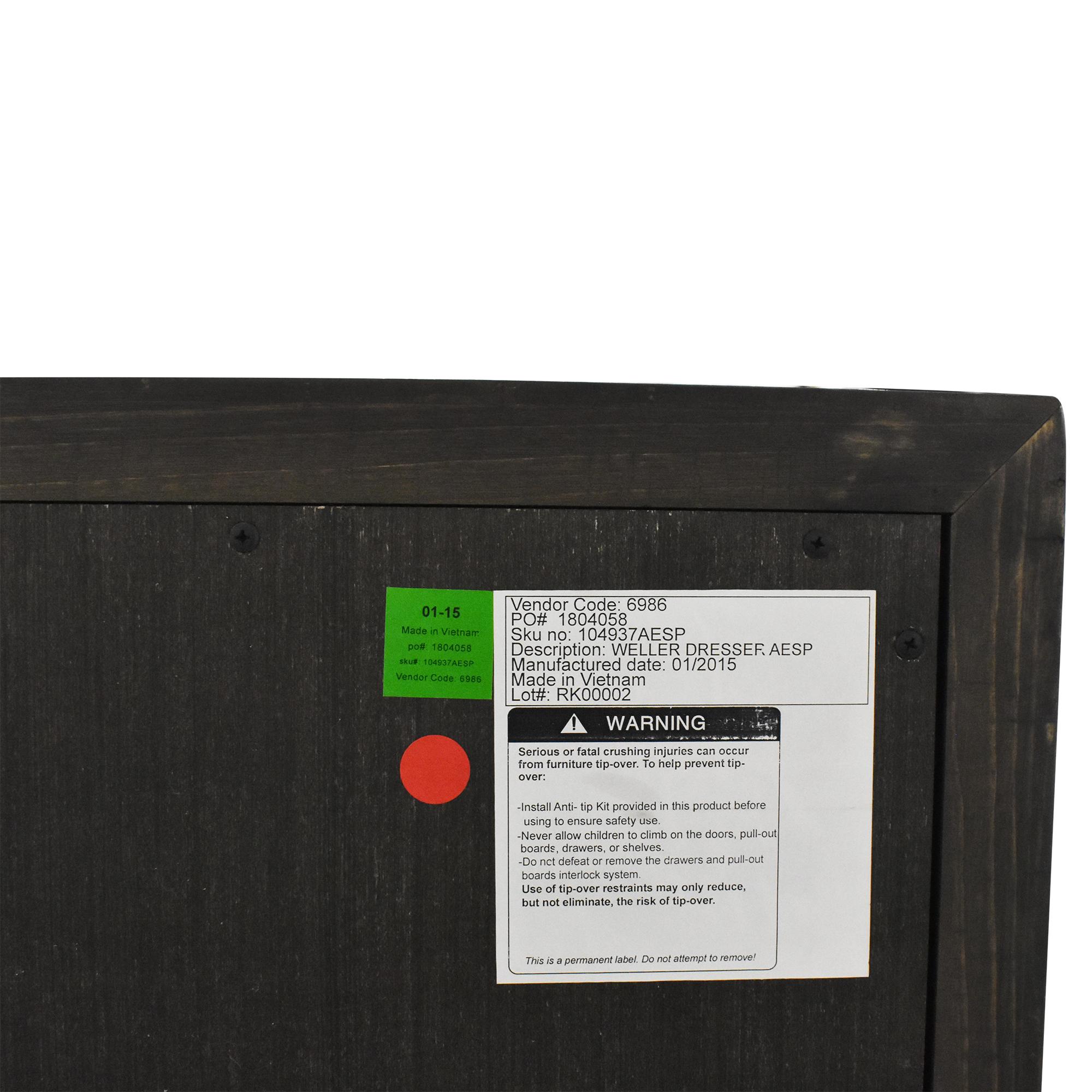 Restoration Hardware Restoration Hardware Weller Dresser on sale