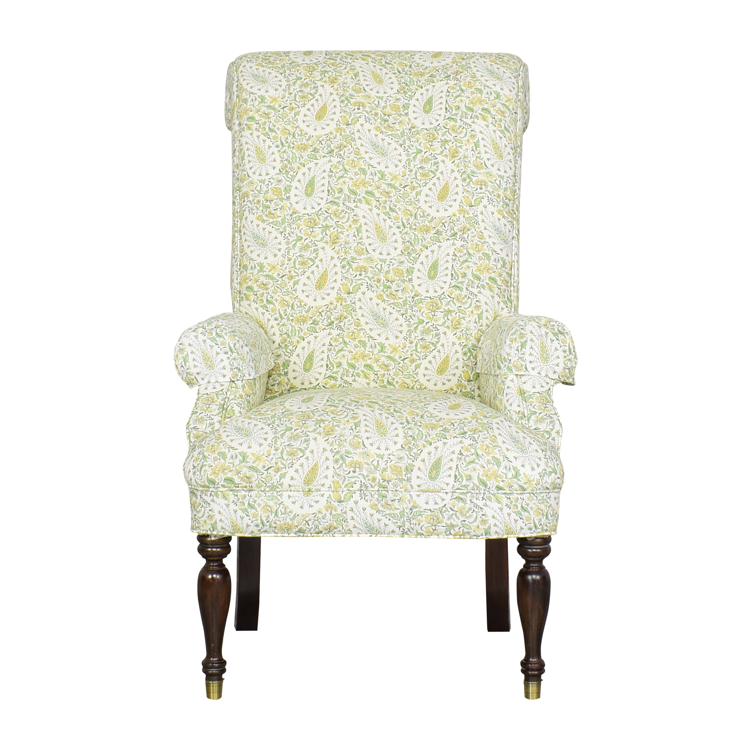 buy High Back Accent Chair  Accent Chairs