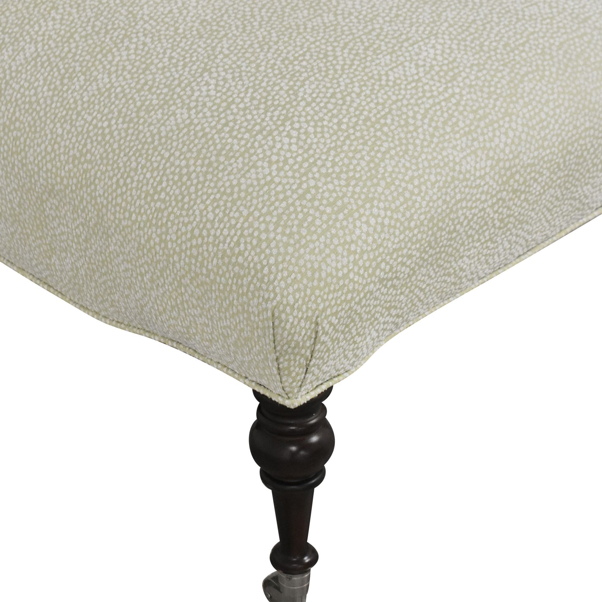 Tufted Slipper Chair coupon