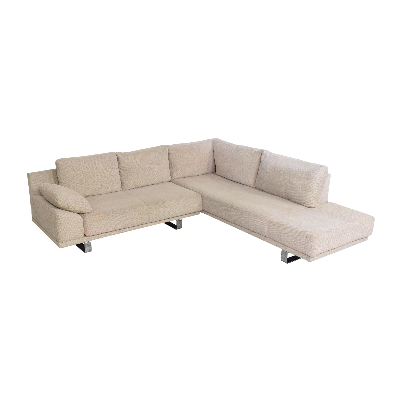 BoConcept BoConcept Chaise Sectional Sofa nj