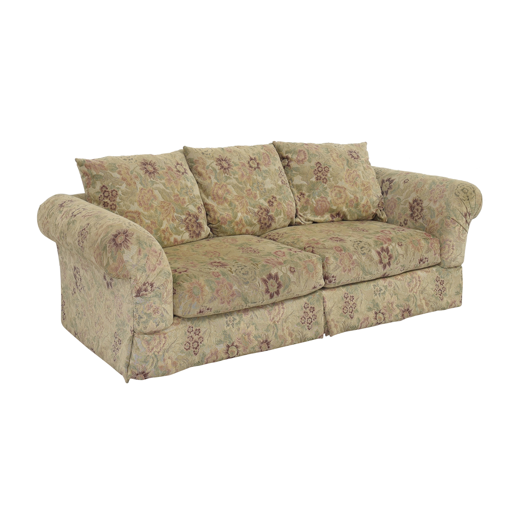 Sealy Sealy Floral Sofa by Klaussner discount