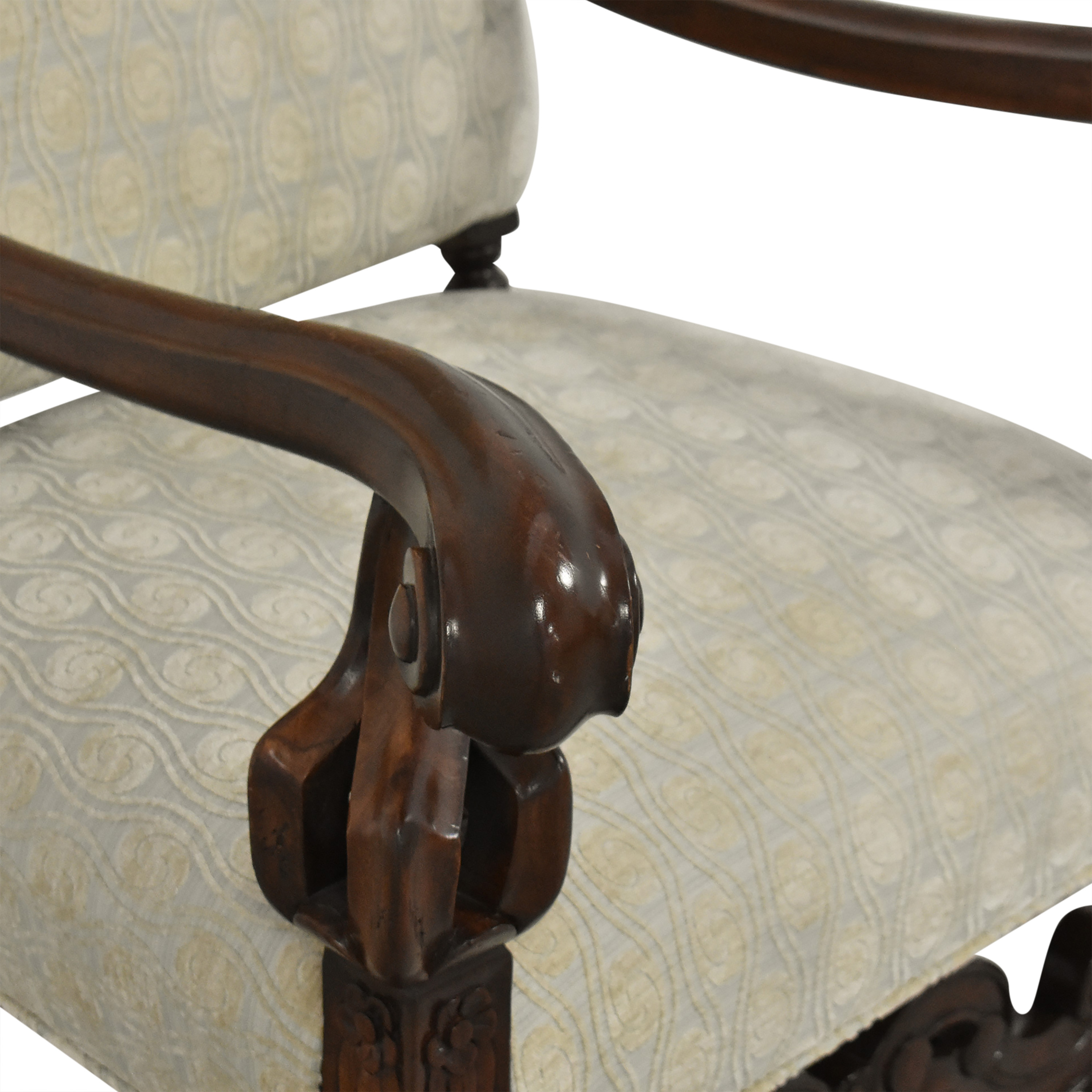 buy Louis XIV-Style Accent Chair  Chairs