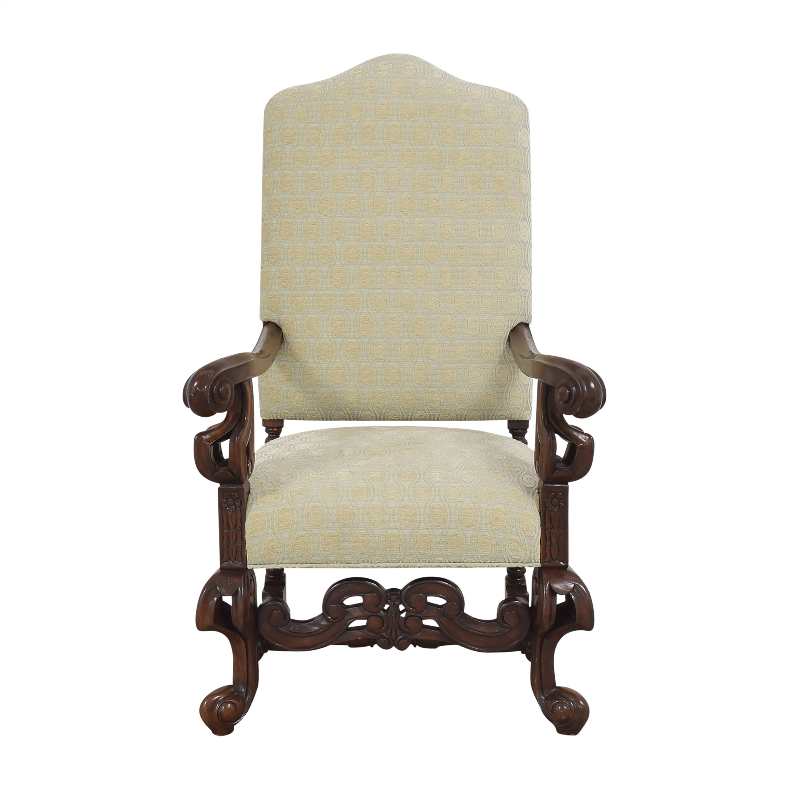 Louis XIV-Style Accent Chair / Chairs