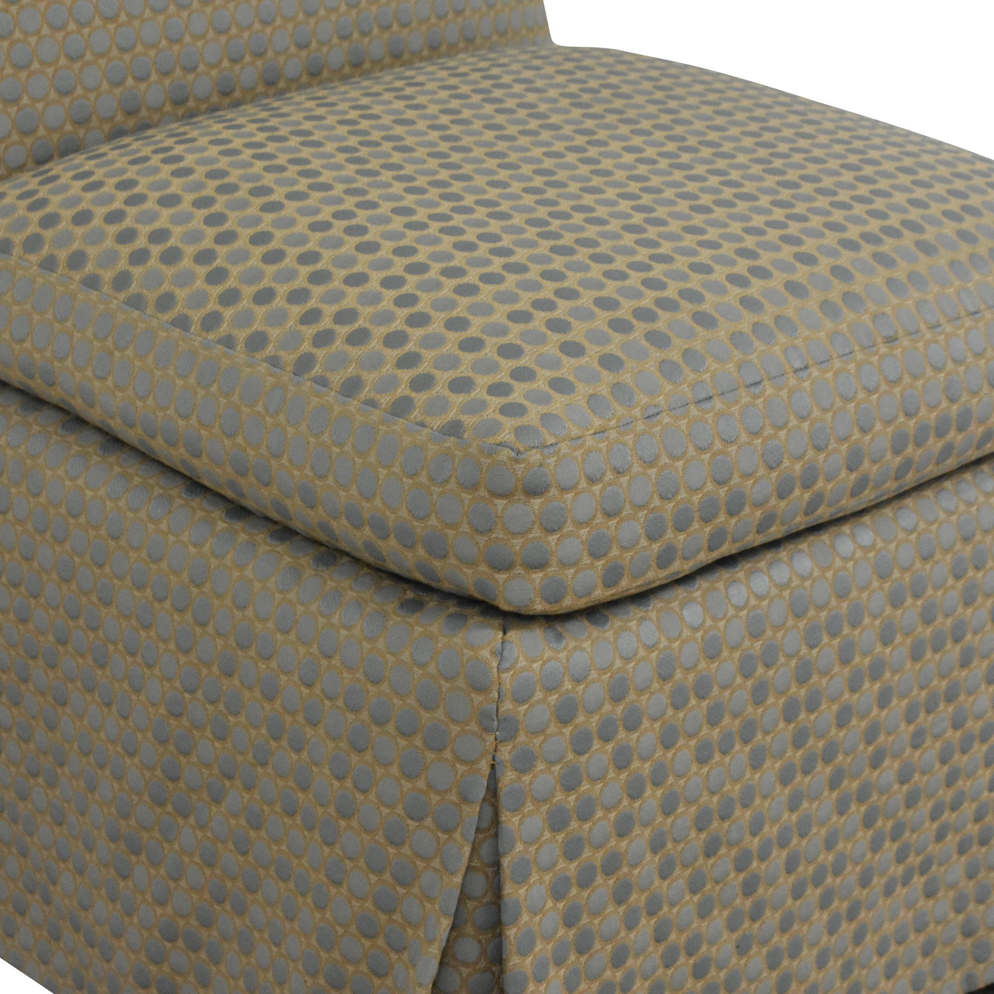 Custom Scroll Back Chair Chairs