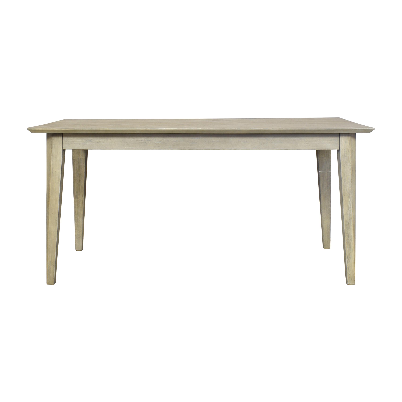Cresent Furniture Crescent Fine Furniture Dining Table ct