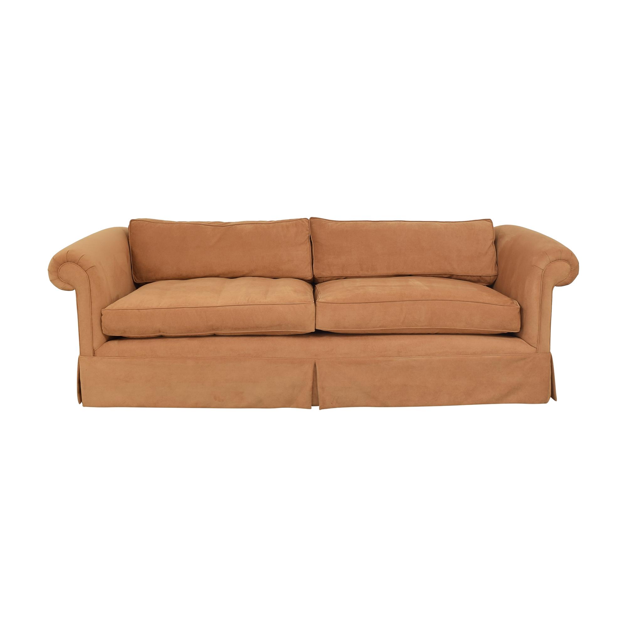 buy Custom Roll Arm Sofa