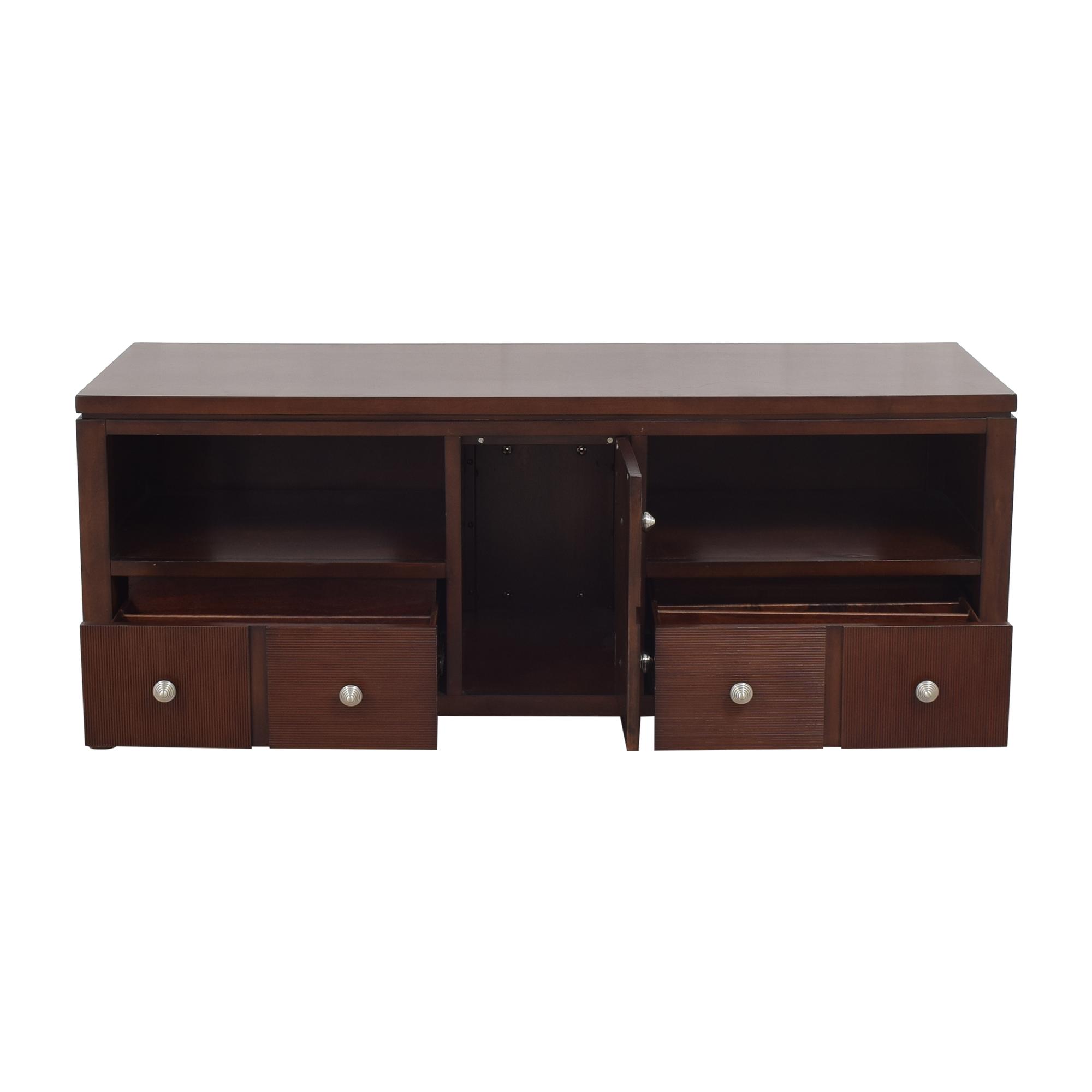 buy Martin's Furniture Media Unit Martin's Furniture