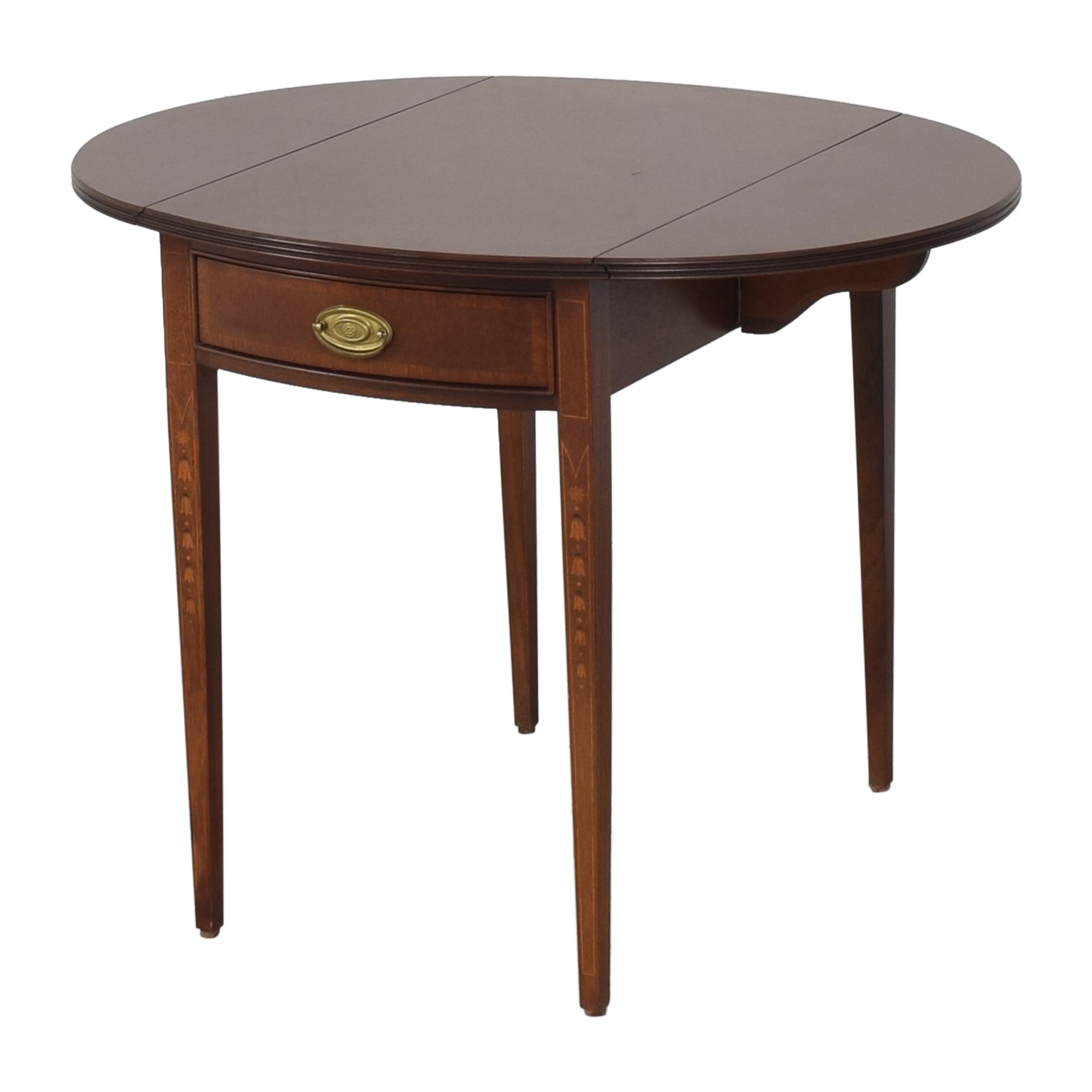 Ethan Allen Ethan Allen 18th Century Collection Pembroke End Table ct
