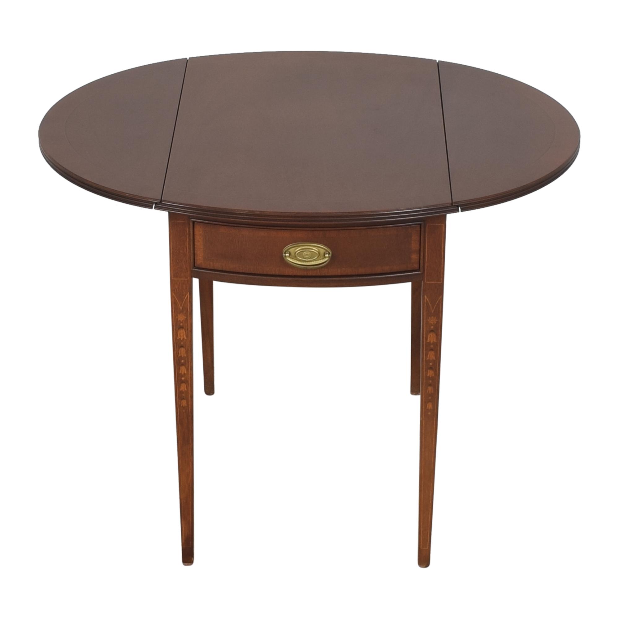 Ethan Allen Ethan Allen 18th Century Collection Pembroke End Table ma