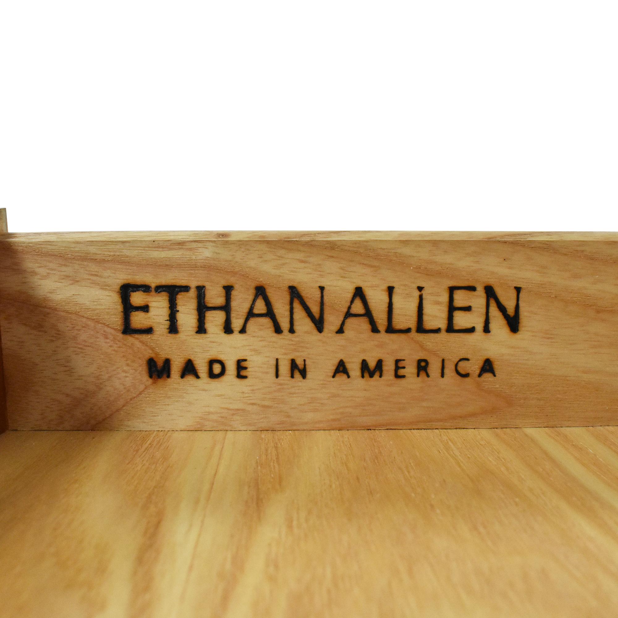 buy Ethan Allen 18th Century Collection Pembroke End Table Ethan Allen Tables