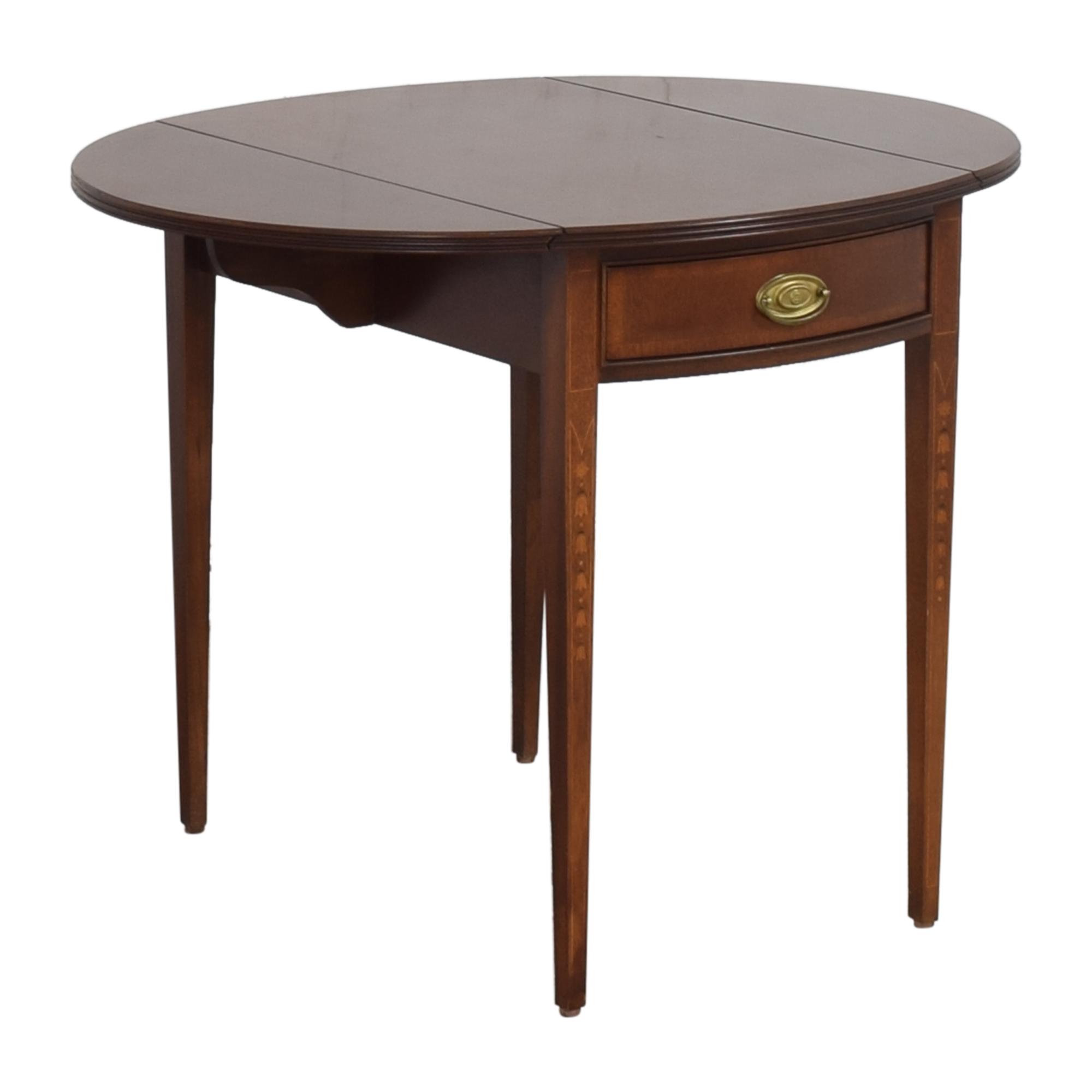 Ethan Allen Ethan Allen 18th Century Collection Pembroke End Table nyc