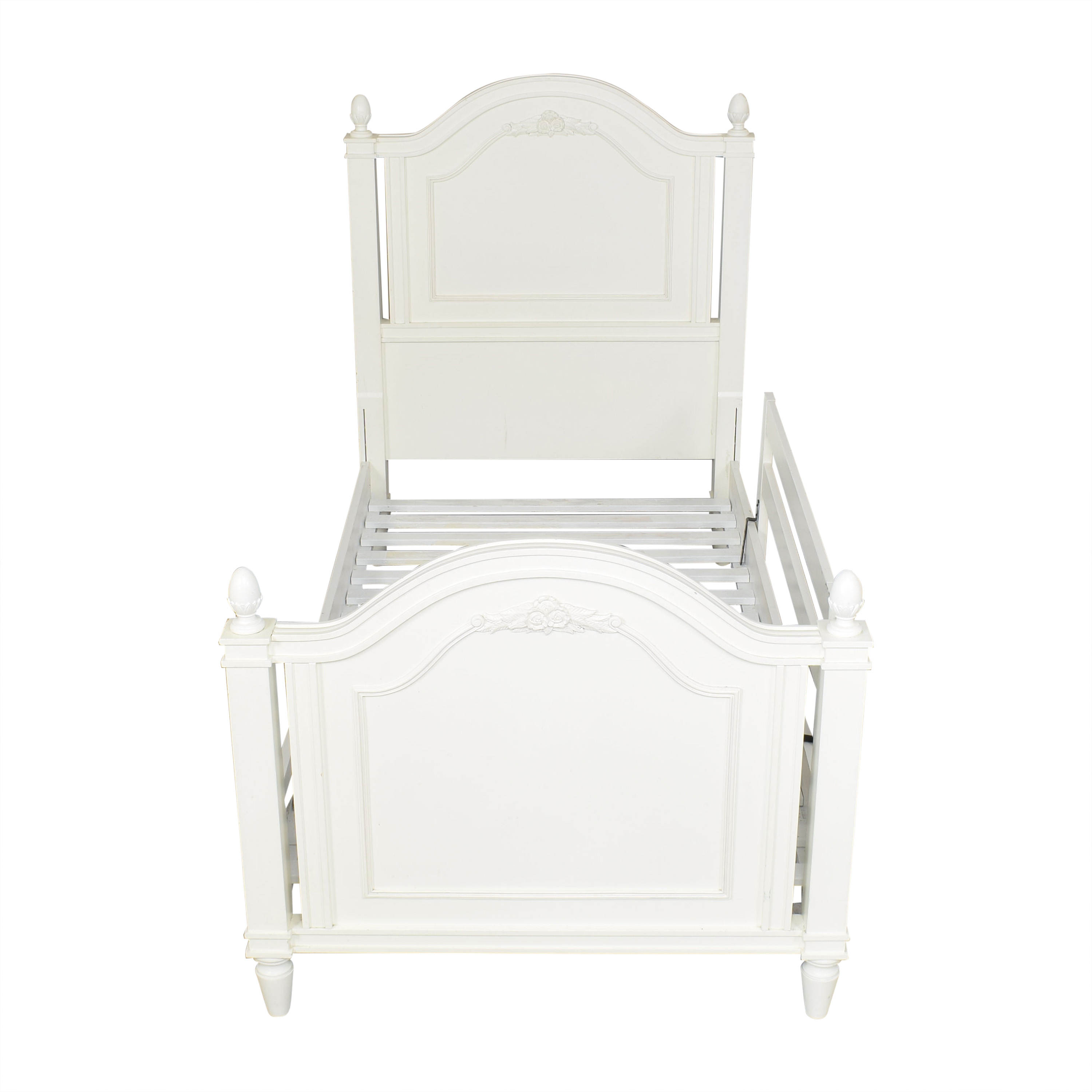 Stanley Furniture Stanley Furniture Young America Twin Low Post Bed price