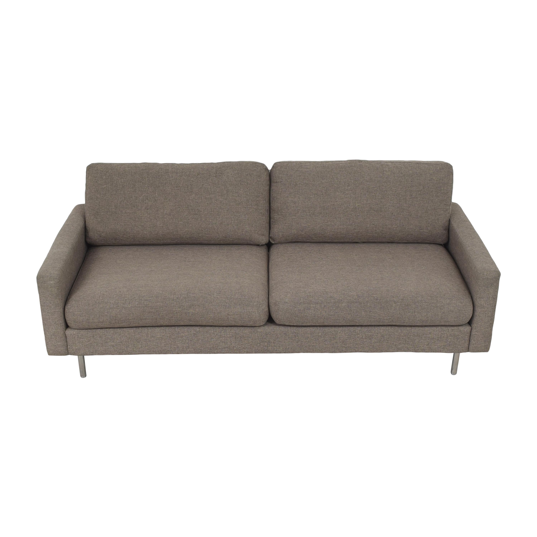 buy CB2 Central Sofa CB2 Classic Sofas