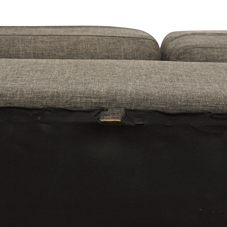 CB2 CB2 Central Sofa price