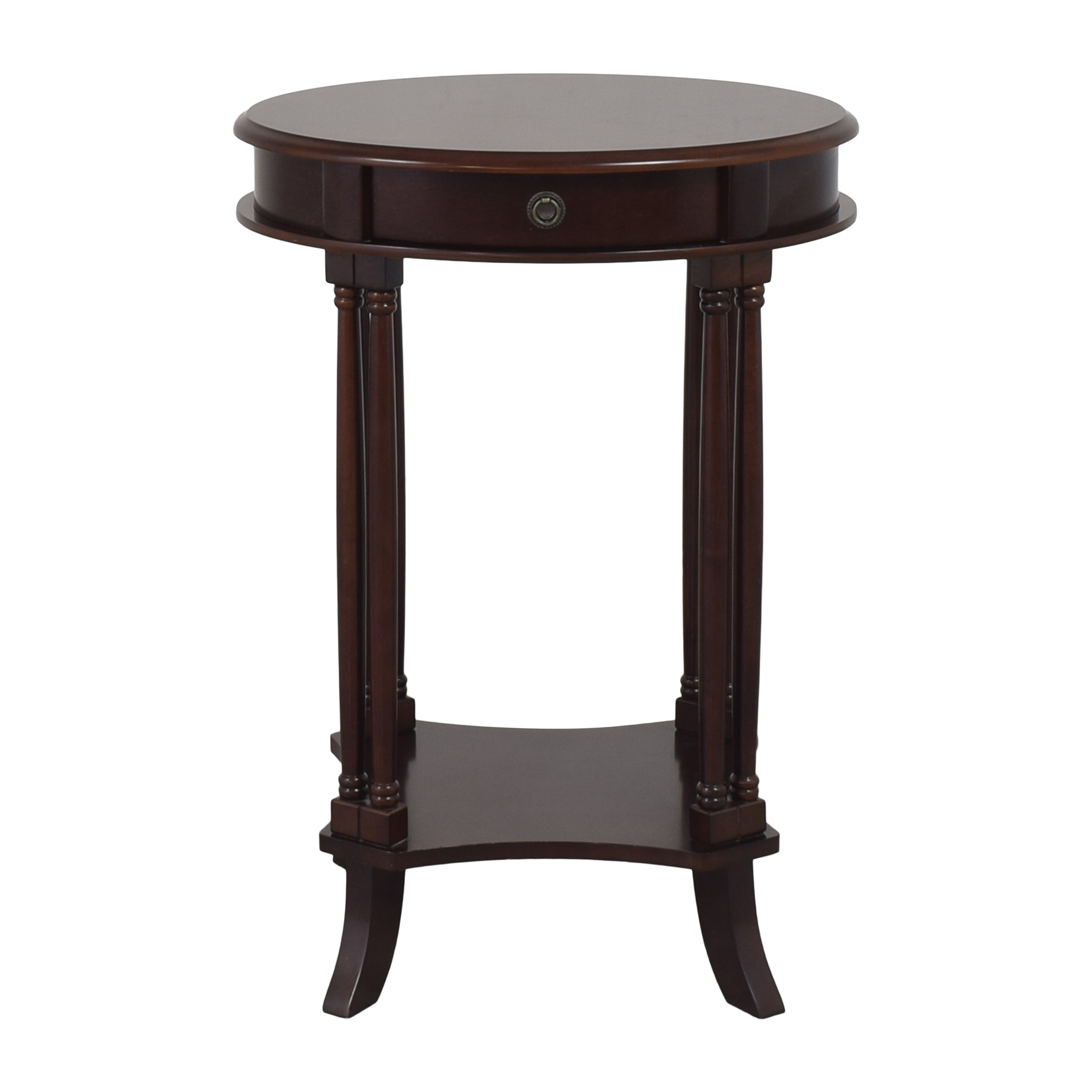 Round Side Table End Tables