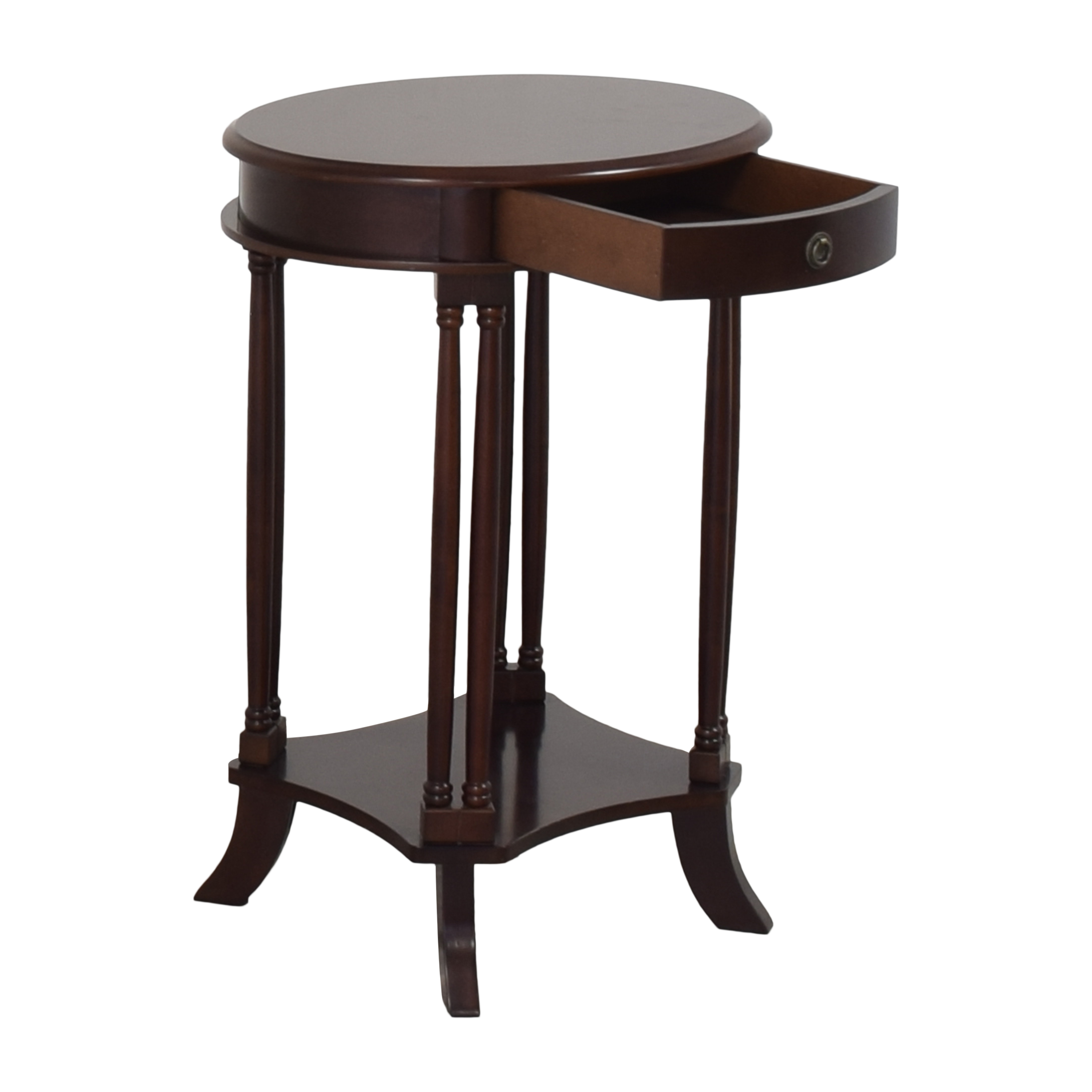 Round Side Table / End Tables