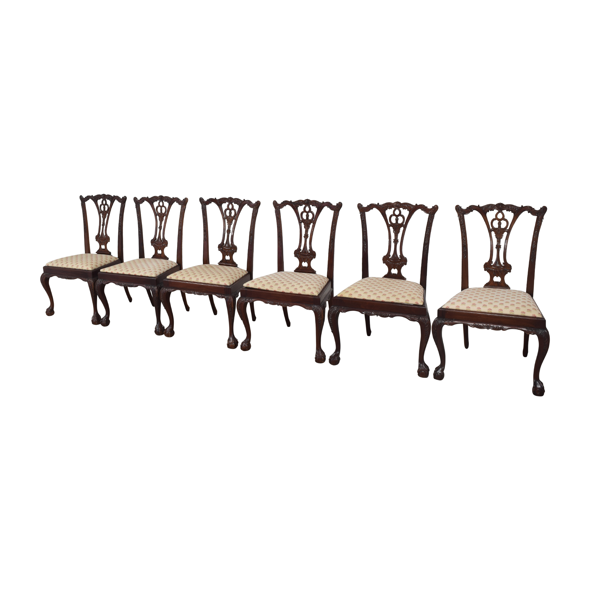 buy Paramount Antiques Paramount Antiques Chippendale Dining Side Chairs online