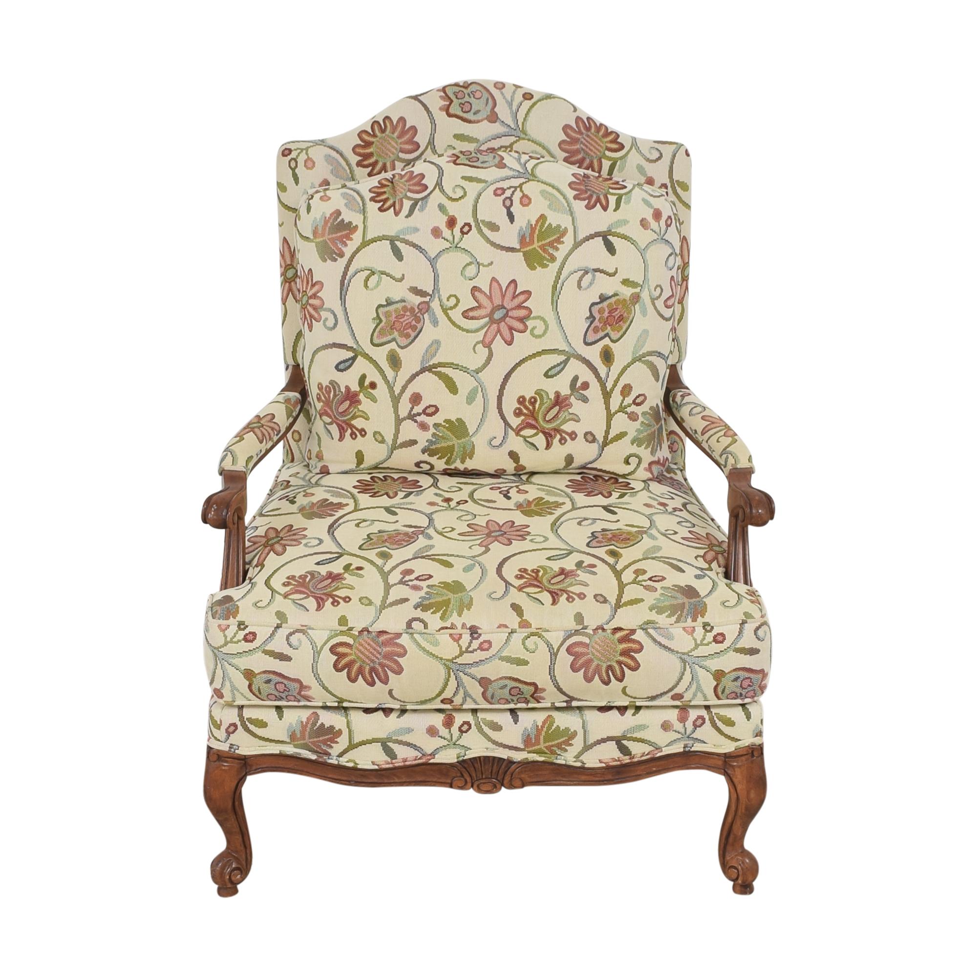 buy Ethan Allen Ethan Allen Harris Floral Chair online