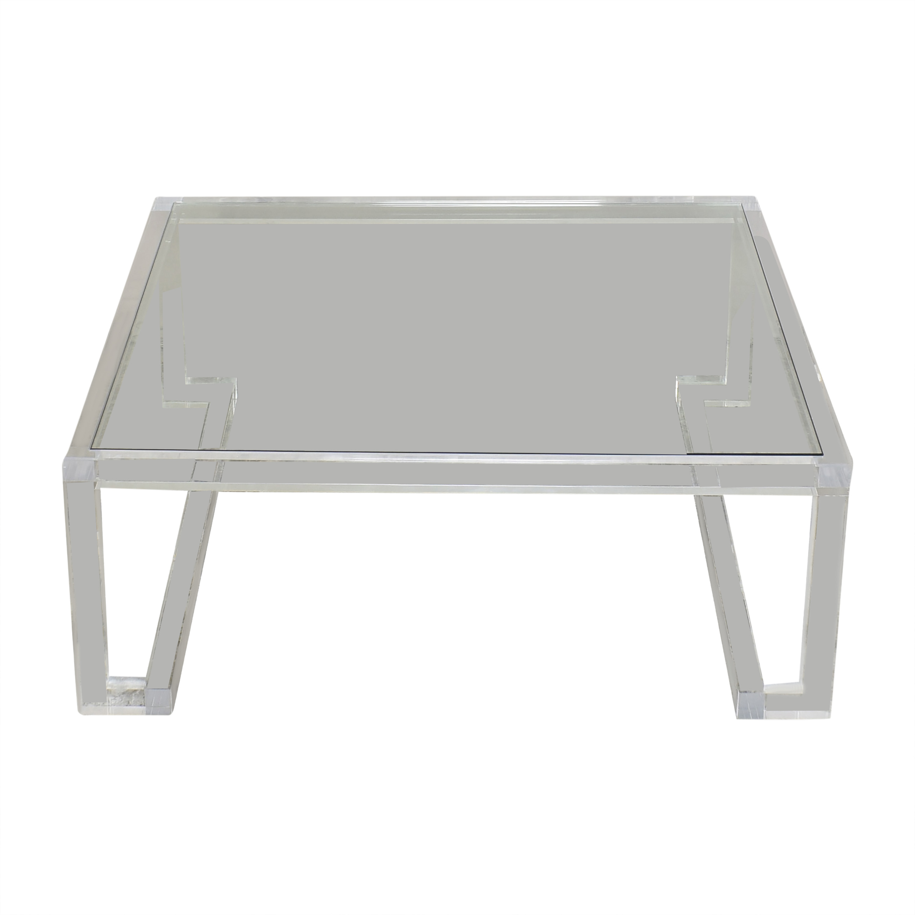 Interlude Home Interlude Home Coffee Table clear