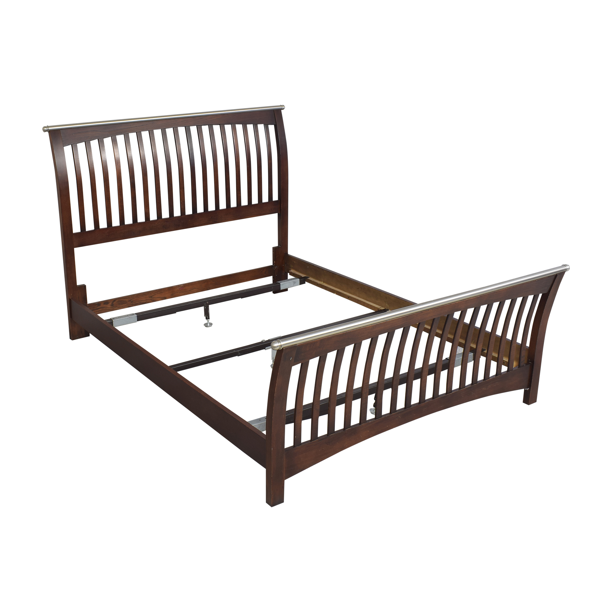 Thomasville Thomasville Mission-Style Queen Bed ct