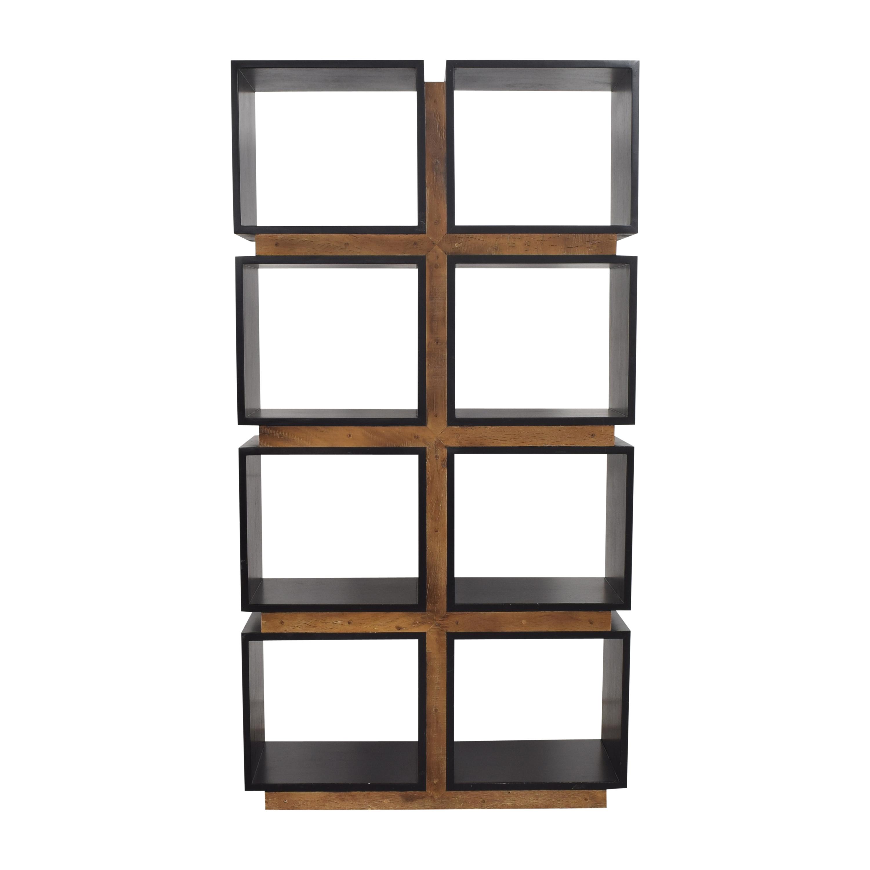 shop Crate & Barrel Crate and Barrel Diego Room Divider Bookcase online