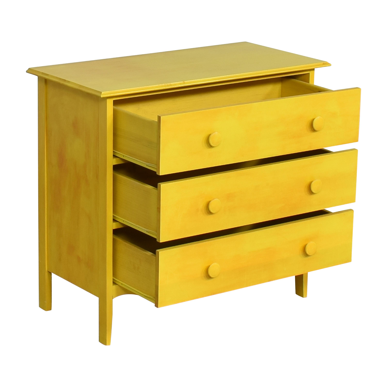 Maine Cottage Maine Cottage Nellie Three Drawer Dresser nyc