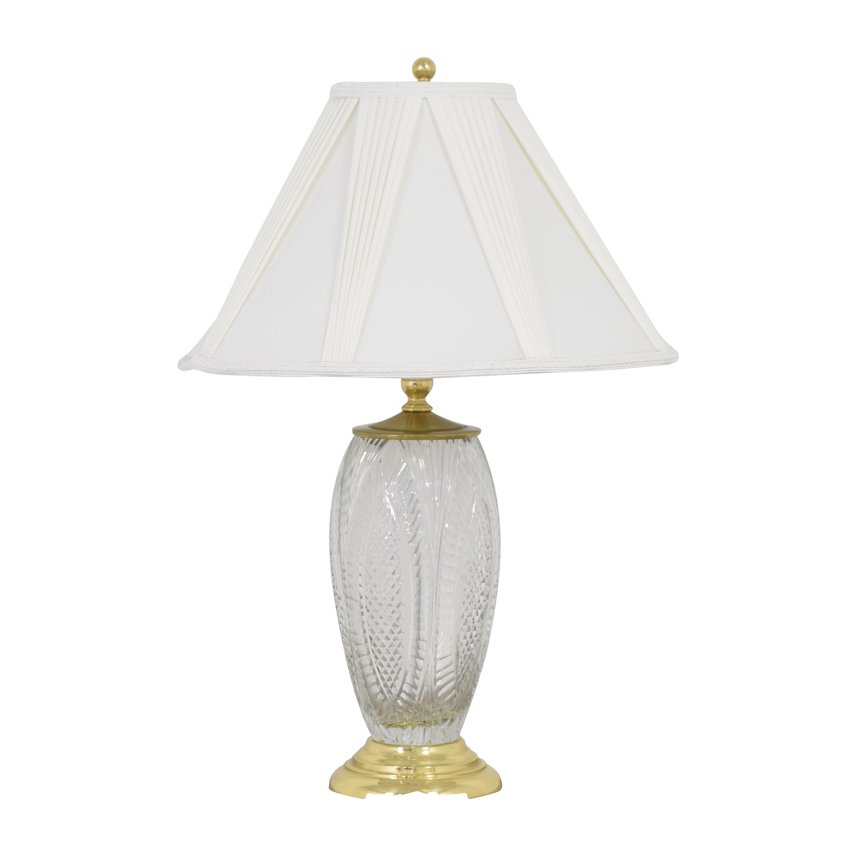 Waterford Waterford Table Lamp ct