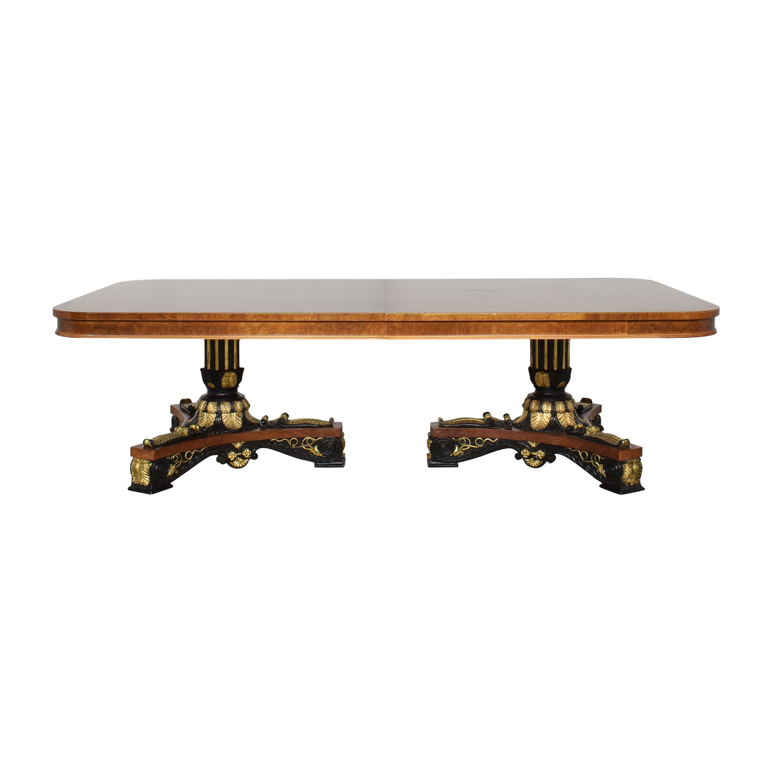 buy Inlaid Extendable Dining Table  Tables
