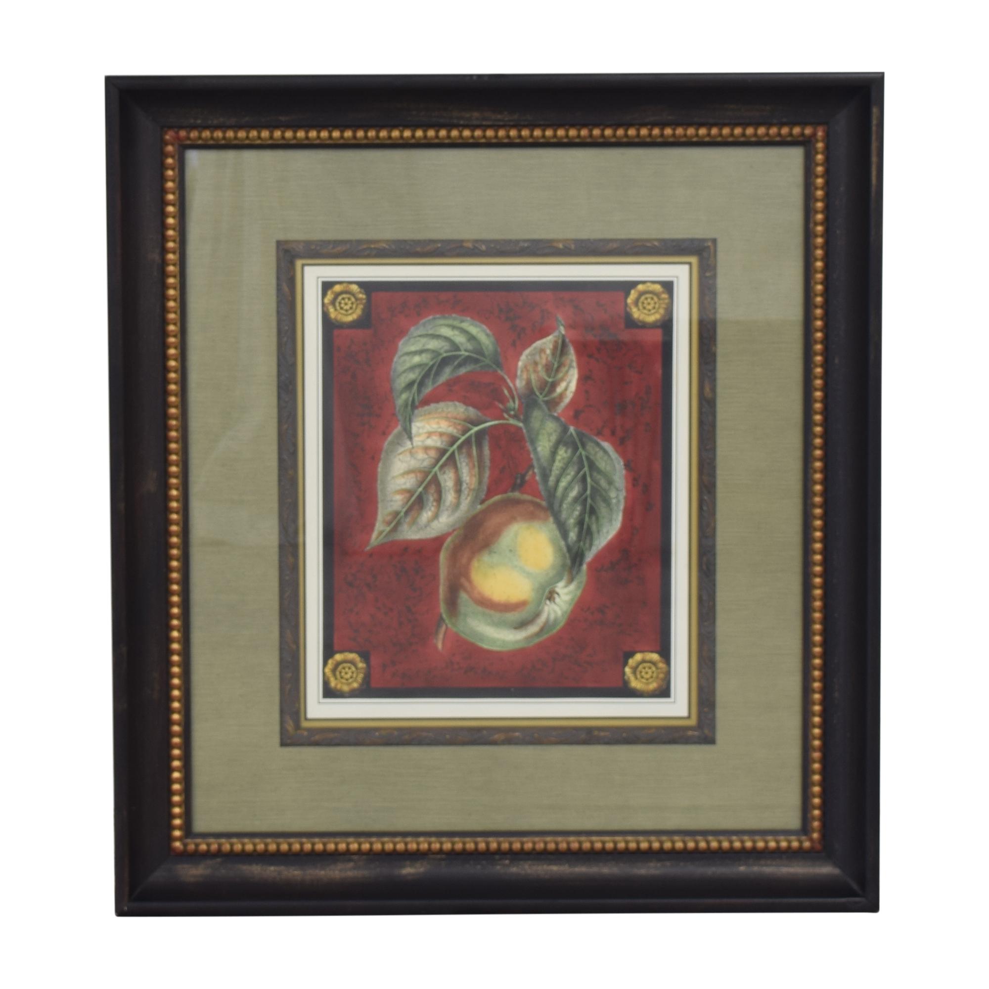 Botanical Framed Wall Art for sale